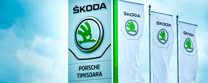 Porsche Timisoara