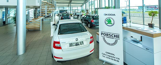 Porsche Timisoara - Dealer Audi si Skoda in Timisoara, Service Audi, Skoda, Volkswagen si Porsche in Timisoara